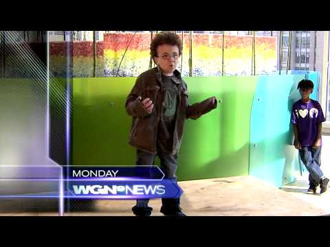 Keenan Cahill's New Musical Adventure Monday on WGN News at 9 Video