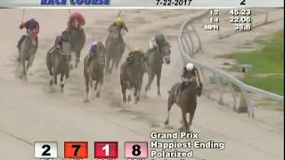 HnR;s Grand Prix (PA) ALO Win Penn National July 22 2017 Visit us @ hnrhorseracing.com