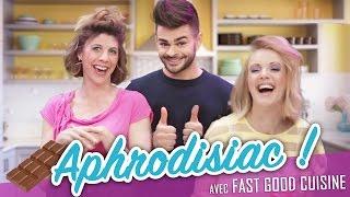 Video Aphrodisiac Cooking ! (feat. FAST GOOD CUISINE) - Parlons peu... MP3, 3GP, MP4, WEBM, AVI, FLV November 2017