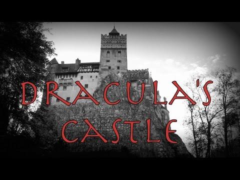 Visiting Bran Castle aka Dracula's Castle