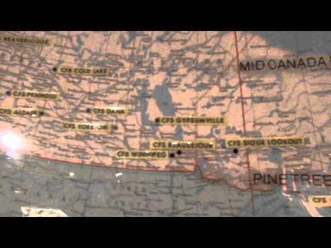 NORAD Radars deployment in Canada & Alaska. AeroSpaceDefence.ca North Bay -1