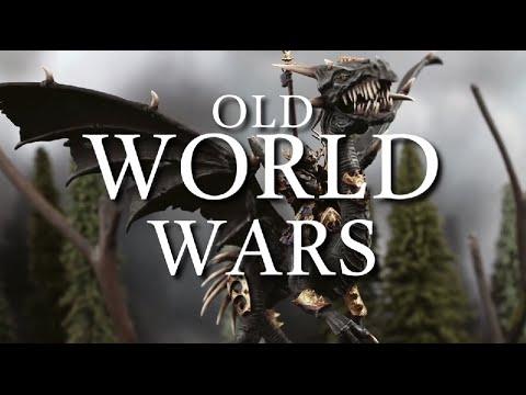 Battle - To watch the Ogres vs High Elves Battle Report, go here: http://www.miniwargaming.com/content/ogres-vs-high-elves-old-world-wars-ep-04 Steve puts his Lizardmen up against Ash's Dwarf army!