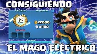 MI PRIMER DESAFÍO DE MAGO ELÉCTRICO EN DIRECTO   Evento Especial   Clash Royale con TheAlvaro845