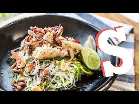 Vietnamský nudlový salát - Na míru