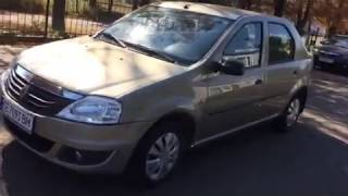 видео авто RENAULT LOGAN в кредит