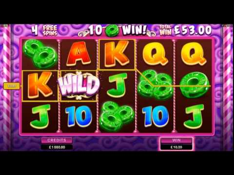 So Much Candy Online Slot Microgaming