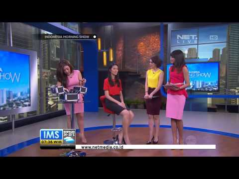 Me on Indonesia Morning Show