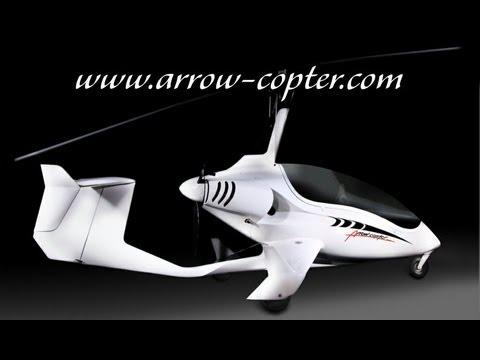 Arrow-Copter, Arrow Copter gyrocopter.