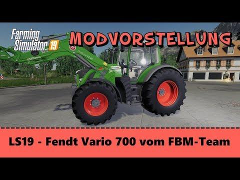 Fendt Vario 700 Update v1.0.0.2