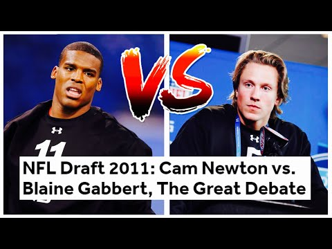 Can you BELIEVE this was a debate? The 2011 QB Draft Class