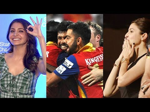 Anushka Sharma BLUSHES Talking About Virat Kohli's