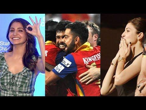 Anushka Sharma BLUSHES Talking About Virat Kohli's
