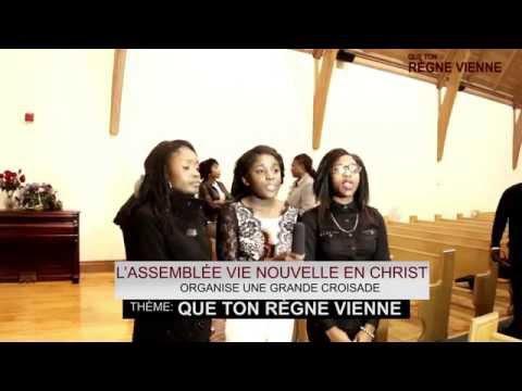 TÉLÉ 24 LIVE: L'ASSEMBLÉE VIE NOUVELLE EN CHRIST ORGANISE UNE GRANDE CROISADE À TORONTO