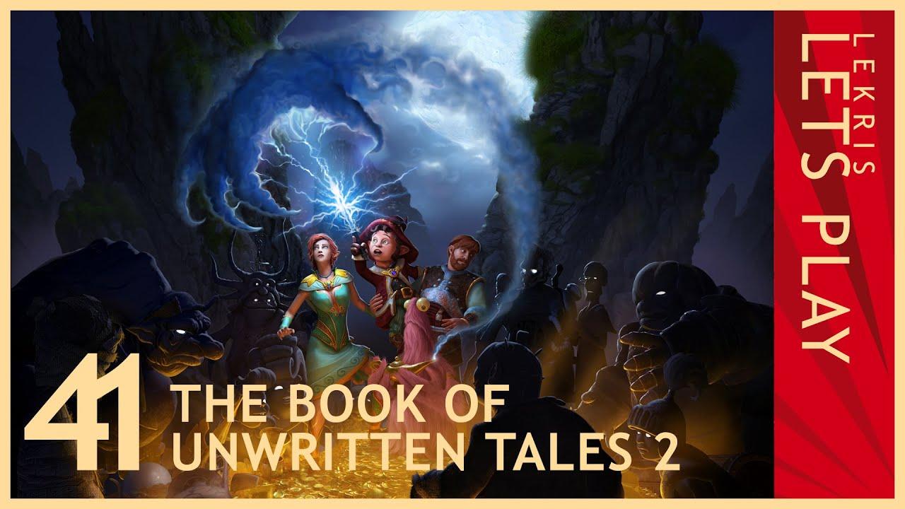The Book of Unwritten Tales 2 - Kapitel 4 #41 - Piratenpoker