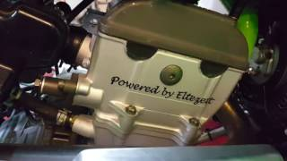 4. Kawasaki KFX 400 Motor Neuaufbau