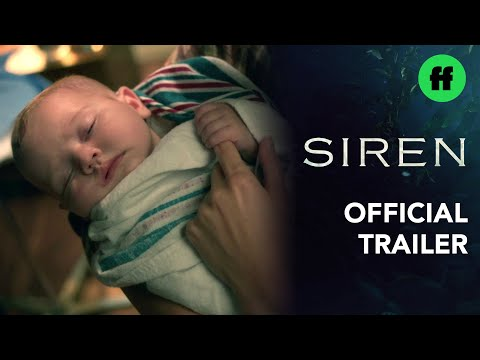 Siren Season 3 | Official Trailer | A Mermaid Baby
