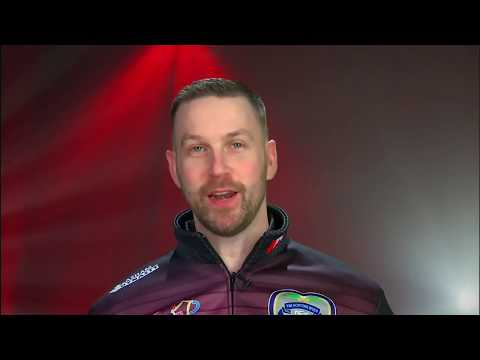2019 Tim Hortons Brier - Bottcher (WC) vs. Gushue (CAN) - 3 vs. 4 Page Playoff