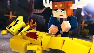 Five Nights At Freddy's - GOLDEN FREDDY DIES?! (Minecraft Roleplay) S2 Episode 5