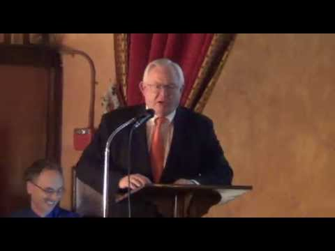Mike Alexander speaks to the Redlands Tea Party Patriots, March 5, 2015