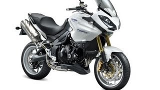 6. First impressions of the Triumph Tiger 1050