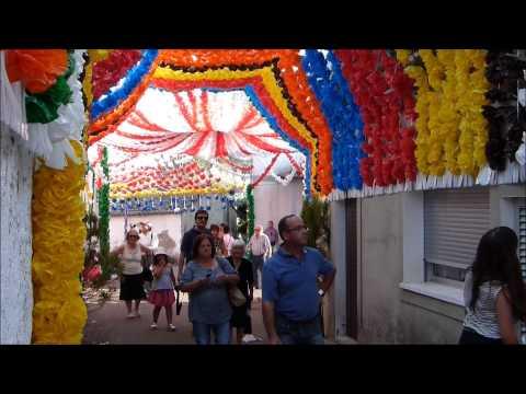 FESTAS DA FLOR EM PEREIRO MAÇÃO AGOSTO 2013