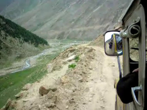 Naran Tour, Noori Top Dangarous Path