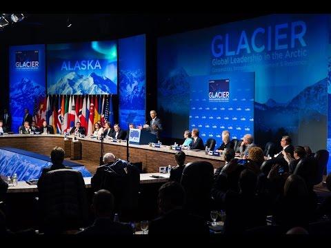 El presidente se dirige a la Conferencia GLACIAR