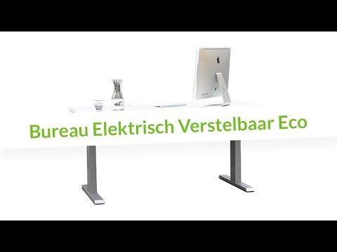 Actiforce bureau elektrisch verstelbaar - Dé zit/sta werkplek!