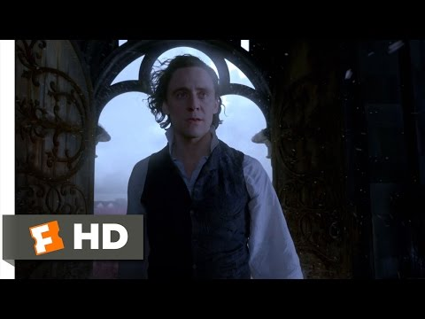 Crimson Peak (6/10) Movie CLIP - Monsters (2015) HD