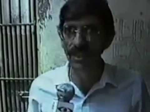Matéria da TV sobre o linchamento em Umuarama, PR  Dez 1986   YouTube