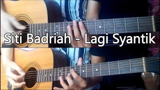 Video Siti Badriah Lagi Syantik - Acoustic Guitar Cover MP3, 3GP, MP4, WEBM, AVI, FLV Juni 2018