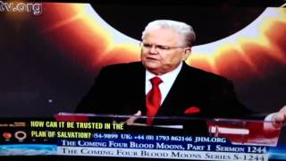 Coming Four Blood Moons By John Hagee Part 1