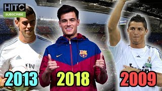 Video 16 Stars La Liga Took From England (2003-2018) MP3, 3GP, MP4, WEBM, AVI, FLV Januari 2018