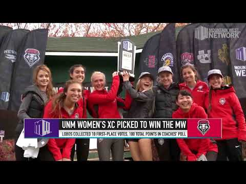 2017 Mountain West Cross Country Coaches' Preseason Poll (видео)