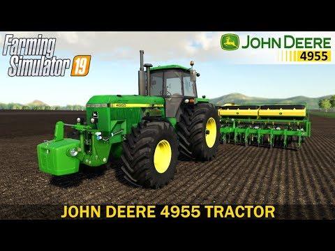 John Deere MFWD5055 v2.0