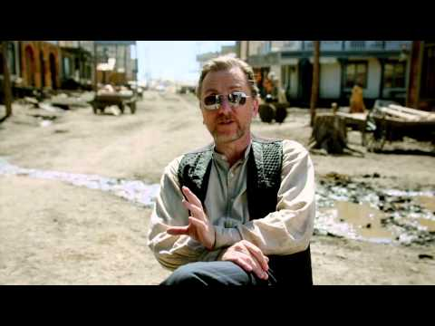 "Klondike: Tim Roth ""The Count"" On Set Interview"