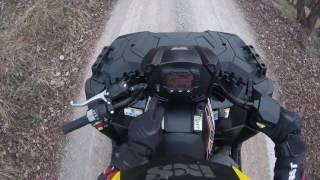 5. 2017 Polaris Sportsman xp 1000 3-Mode Throttle