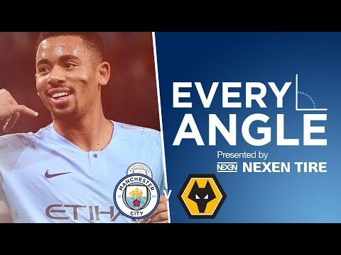Video: Gabriel Jesus on