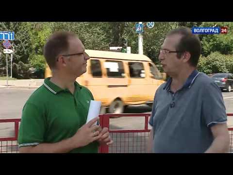 Первый трамвайный маршрут в Царицыне. Выпуск от 09.08.2017