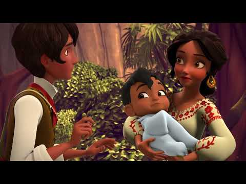 Elena of Avalor Season 1 Episode 4 Island of Youth (Part 4) in Hindi 720P HD | The New Zoon