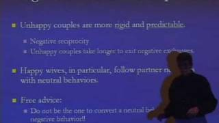 Psychology M176: Families And Couples Lecture 10, UCLA