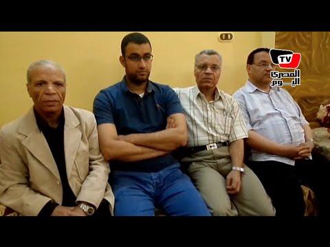 رد فعل شقيق الحسينى أبو ضيف على الحكم فى قضية «أحداث الاتحادية»