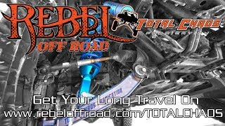 """Total Chaos Fab"" by Rebel Off Road // MFG Spotlight"