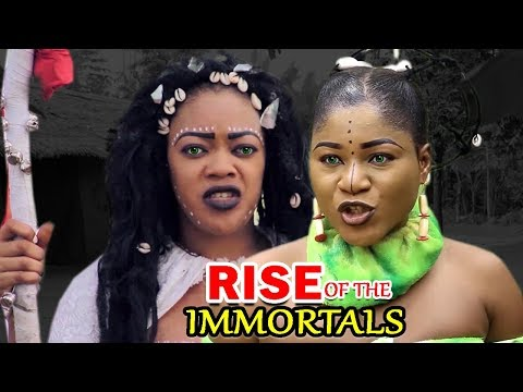 "New Movie Alert ""RISE OF THE IMMORTALS"" Season 1&2 - (Desitny Etiko) 2019 Latest Nollywood Movie"