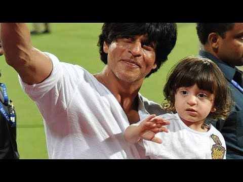 Shah Rukh Khan's Adorable Son AbRam Turns 4 Years