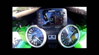 4. 2012 ZX14 Top Speed.wmv