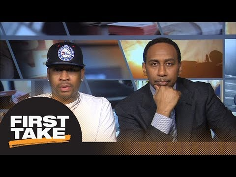 Allen Iverson on Thunder's playoff struggles: They need to make something happen  First Take  ESPN