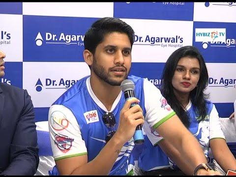 , Naga Chaitanya actor-Dr Agarwals Eye Hospital