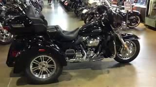9. 2018 Harley-Davidson FLHTCUTG Tri Glide Ultra