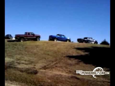 myPowerBlock: Dodge, Ford & Chevy rescue stuck Chevy